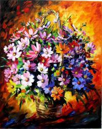 Romantic Dream Painting by Daniel Wall