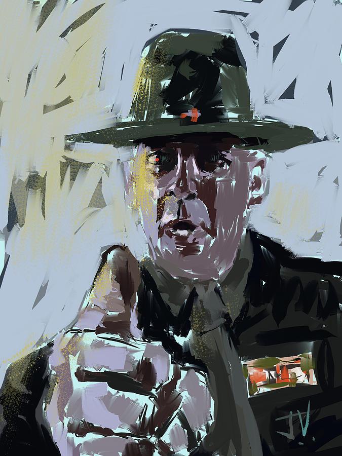 Full Metal Jacket Sergent Hartman : metal, jacket, sergent, hartman, Hartman, Metal, Jacket, Digital, Vance