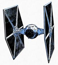 Star Wars Tie Fighter Drawings