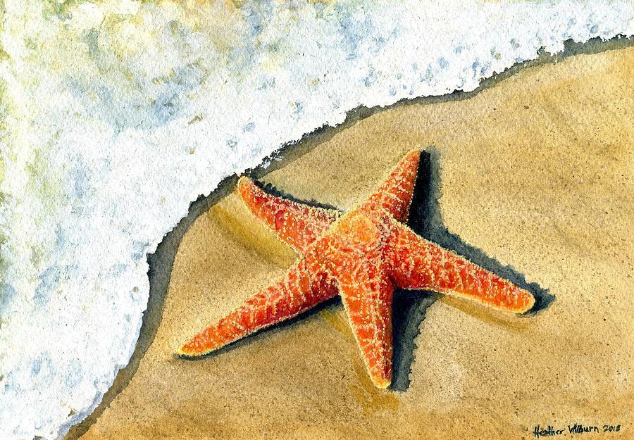 starfish by heather wilburn