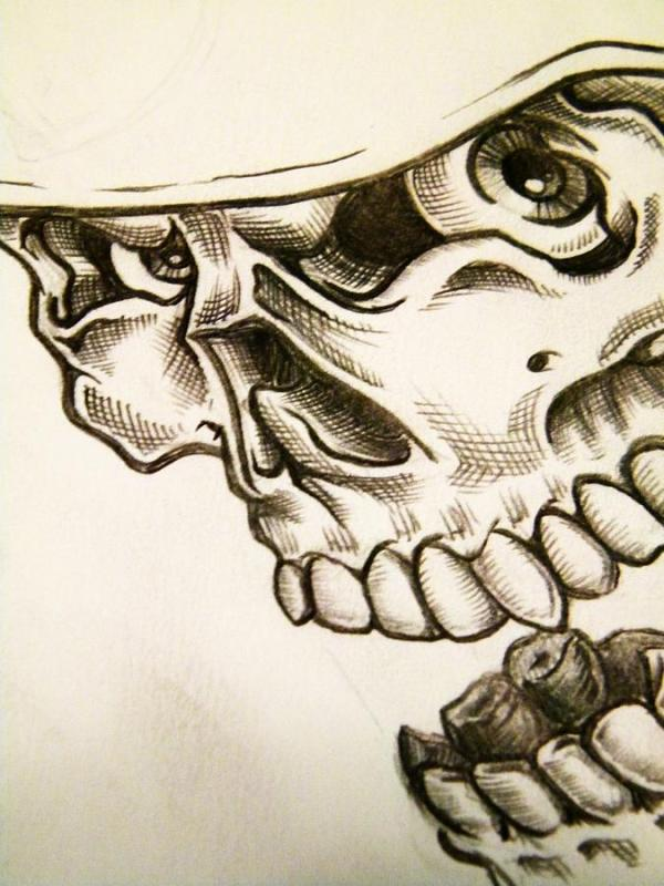 tattoo design drawing eric de