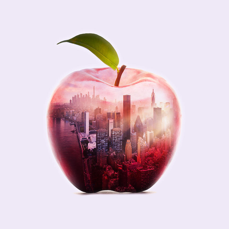 the big apple by
