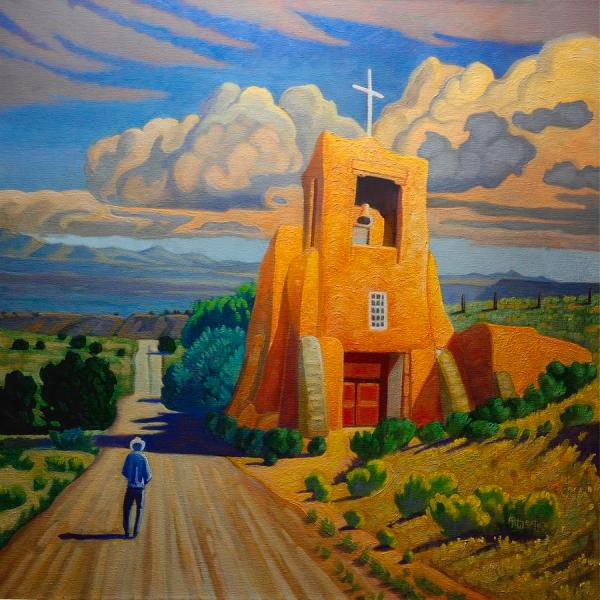 Santa Fe Art Paintings