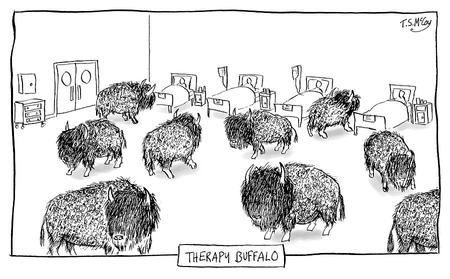 Therapy Buffalo by The Surreal McCoy