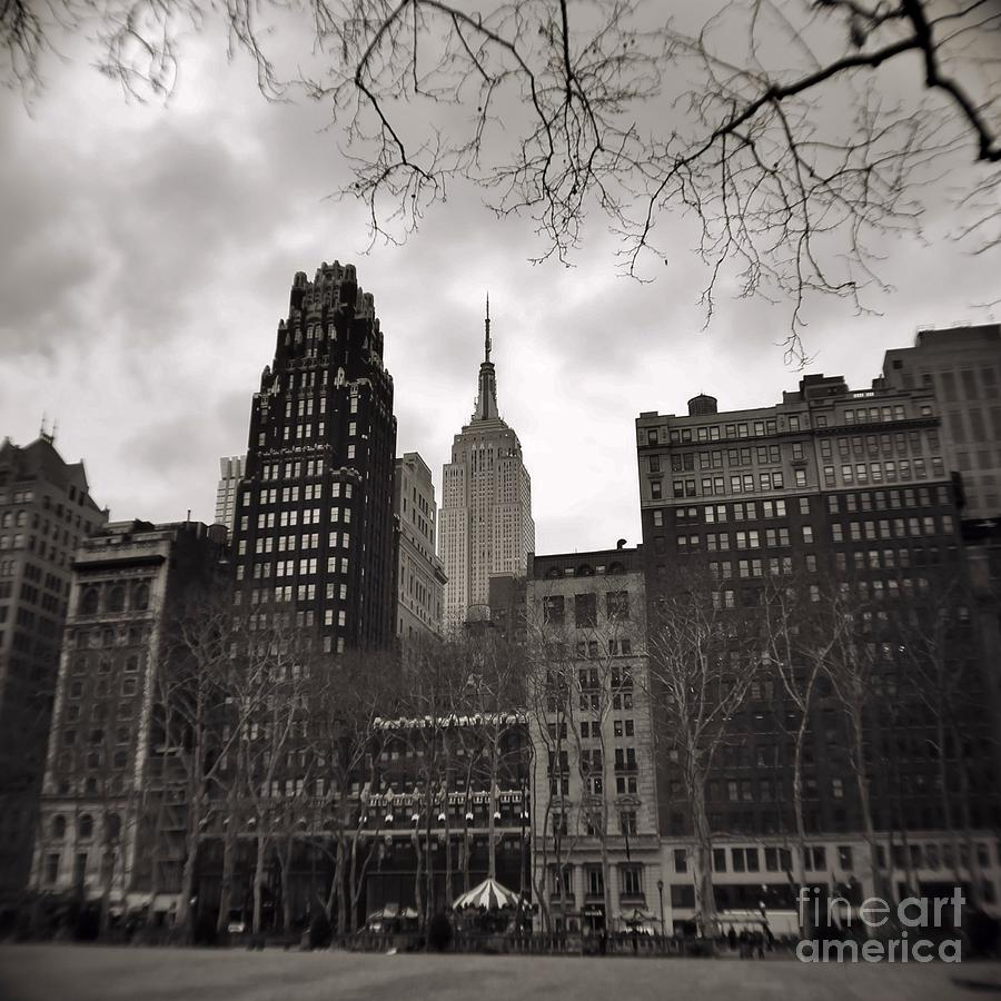 View From Bryant Park