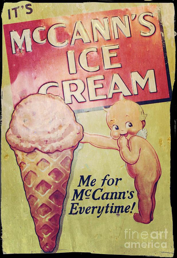 vintage mccann s ice