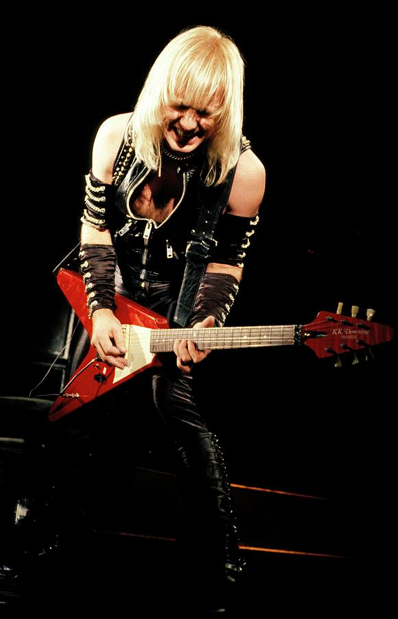 K. K. Downing : downing, Photo, Downing, Judas, Priest, Photograph, Cronin
