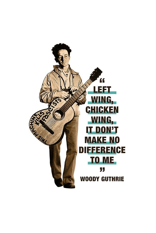 Woody Guthrie Quotes : woody, guthrie, quotes, Woody, Guthrie, Quotes, Digital, David, Richardson