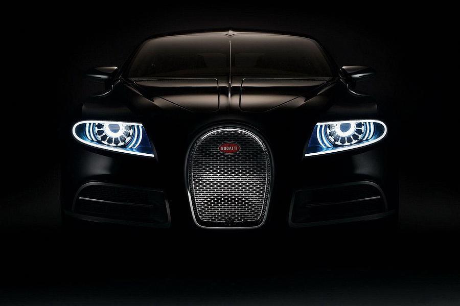 bugatti logo by bugatti