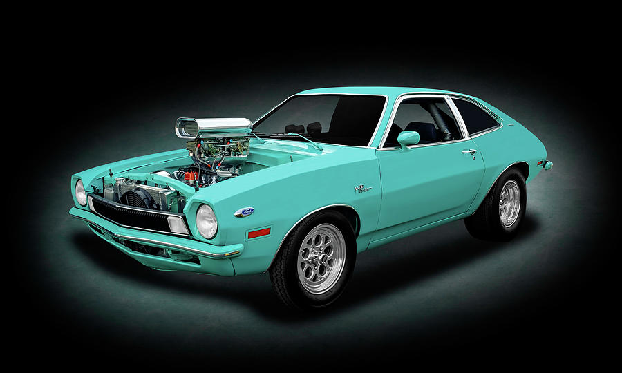 1970 ford pinto supercharged