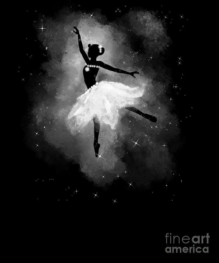 ballerina girl or woman