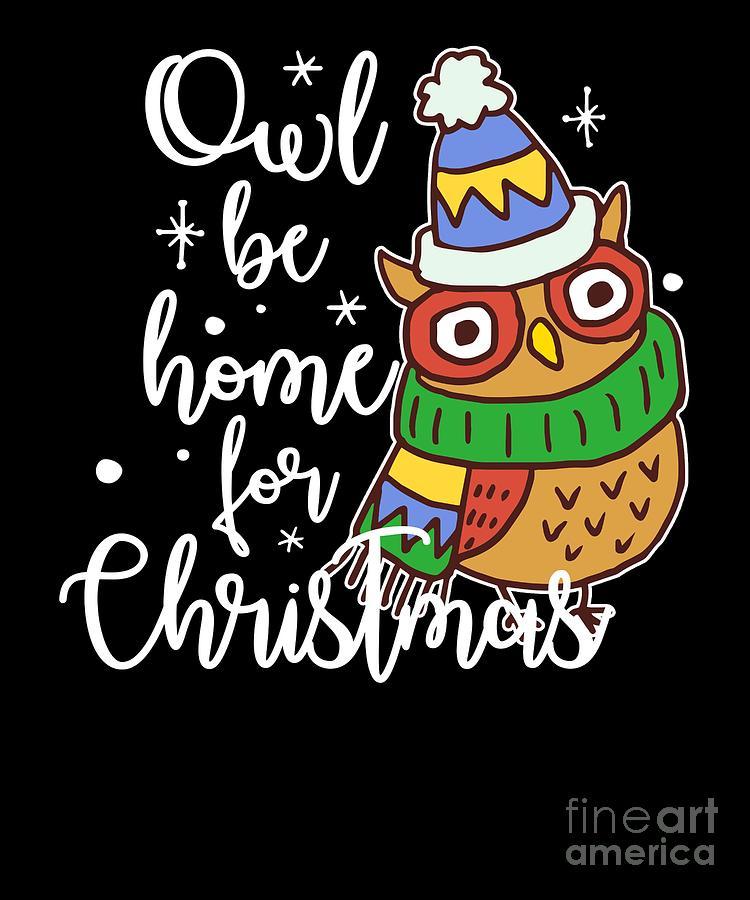 cute owl be home