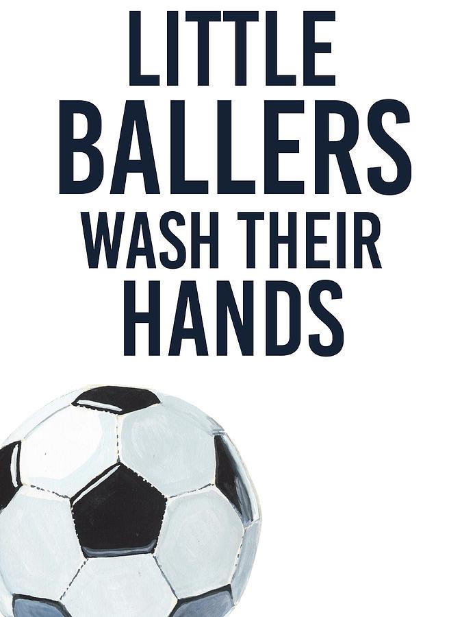 Little Ballers : little, ballers, Little, Ballers, Painting, Studio