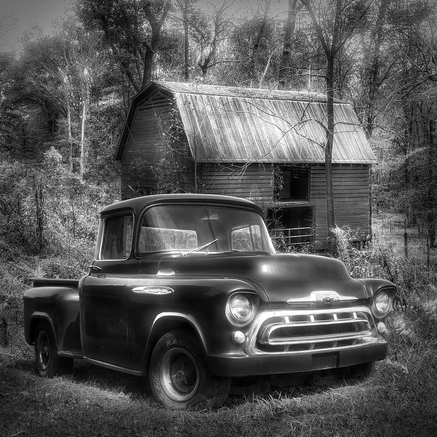 medium resolution of 1957 photograph love that black and white 1957 chevy truck by debra and dave vanderlaan