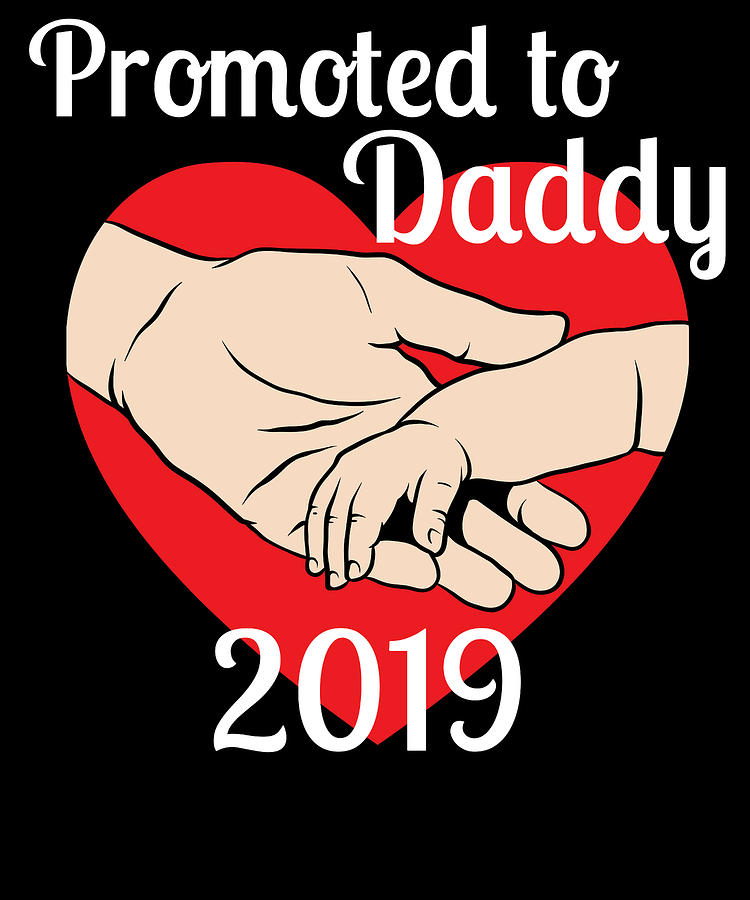 new dad promoted to