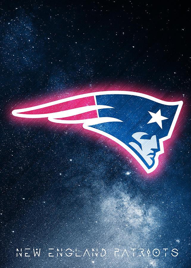 Patriots Logo Pics : patriots, England, Patriots, Galaxy, Digital, William