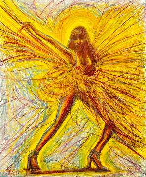 Image result for proud mary painting