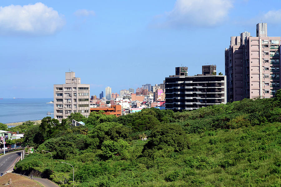 Tamsui District New Taipei City Taiwan Photograph by Paul Moore