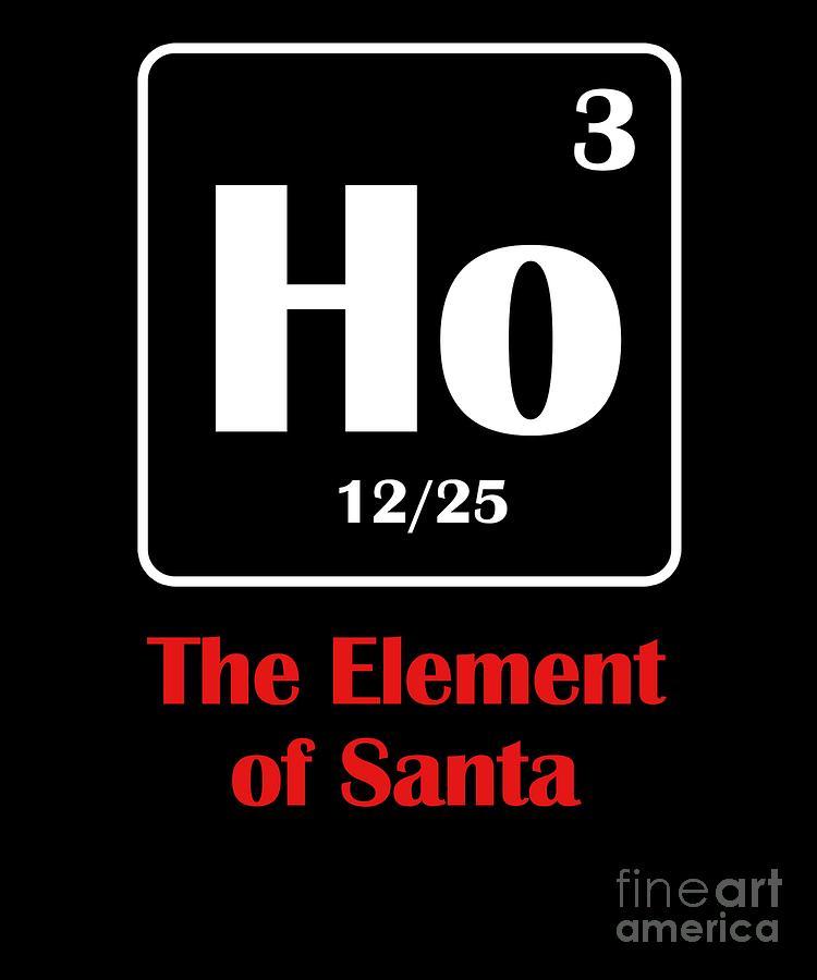 the element of santa