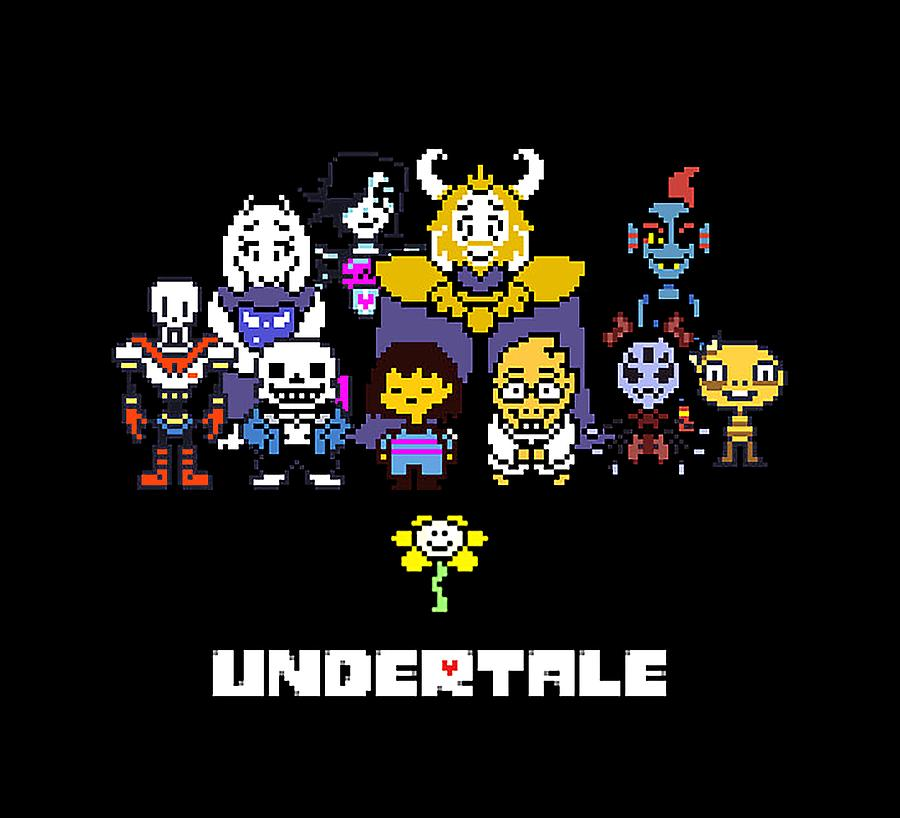 Are you ready? Massive Undertale artwork will release on September 10th
