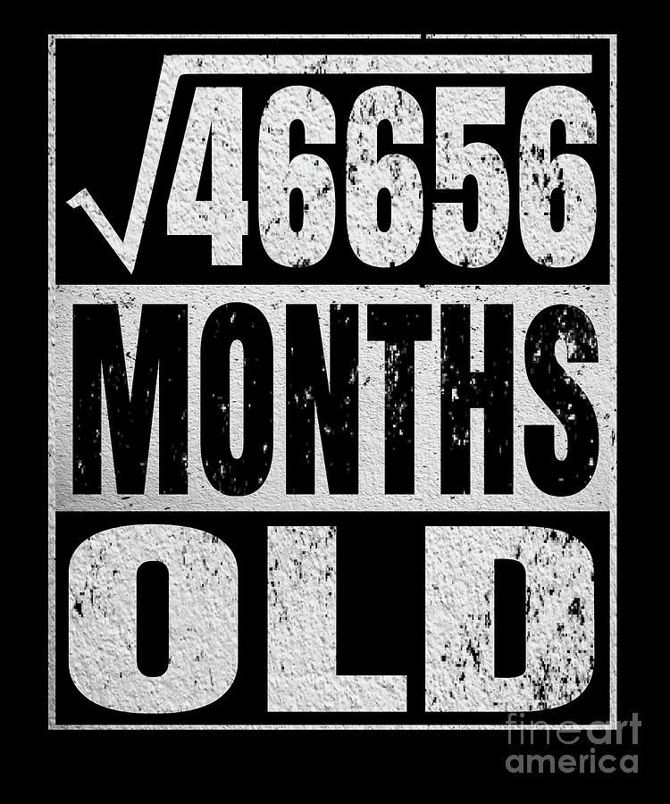 Text Art 18 : Years, Birthday, Vintage, Retro, Digital, Grabitees