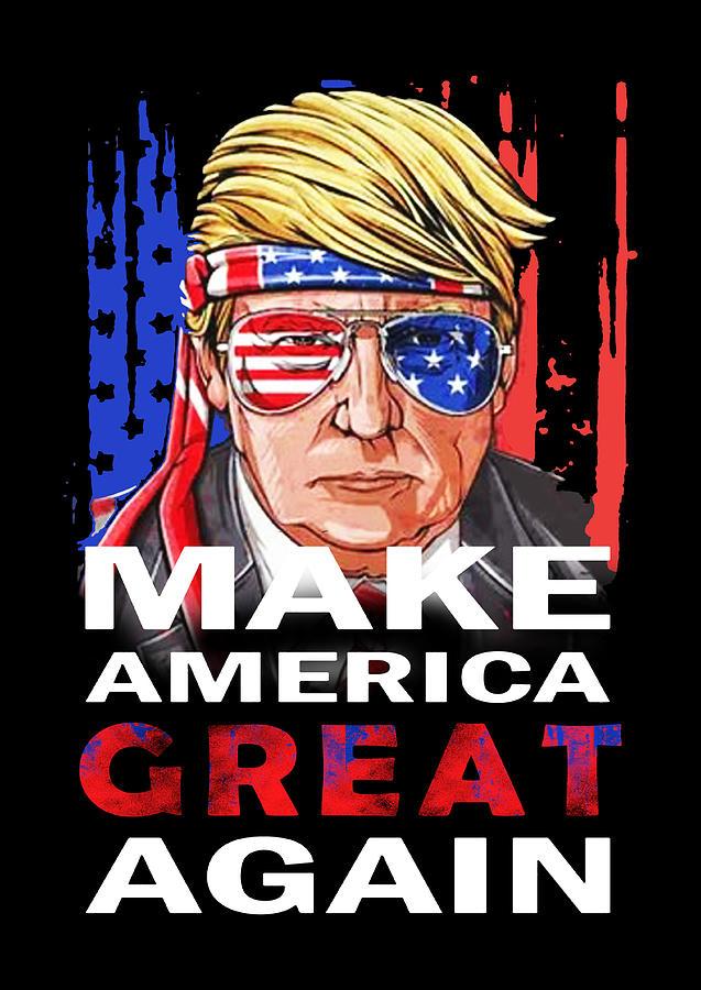 make america great again donald trump by agus wahono