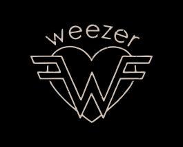 Weezer logo Digital Art by Red Veles