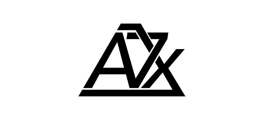 A7X LOGO Heavy Metal Music Band White Digital Art by Music