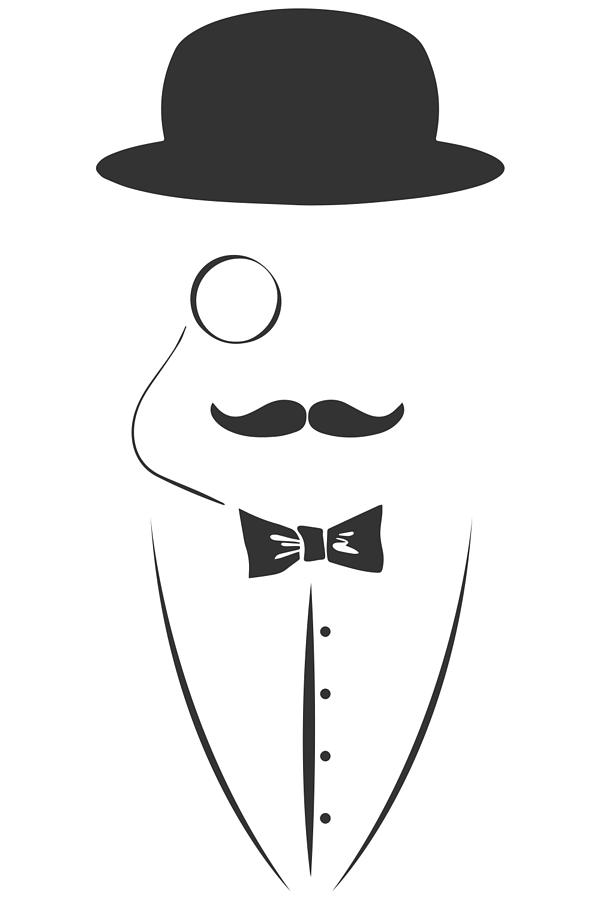 Agatha Christie's Poirot 1989 Digital Art by Geek N Rock