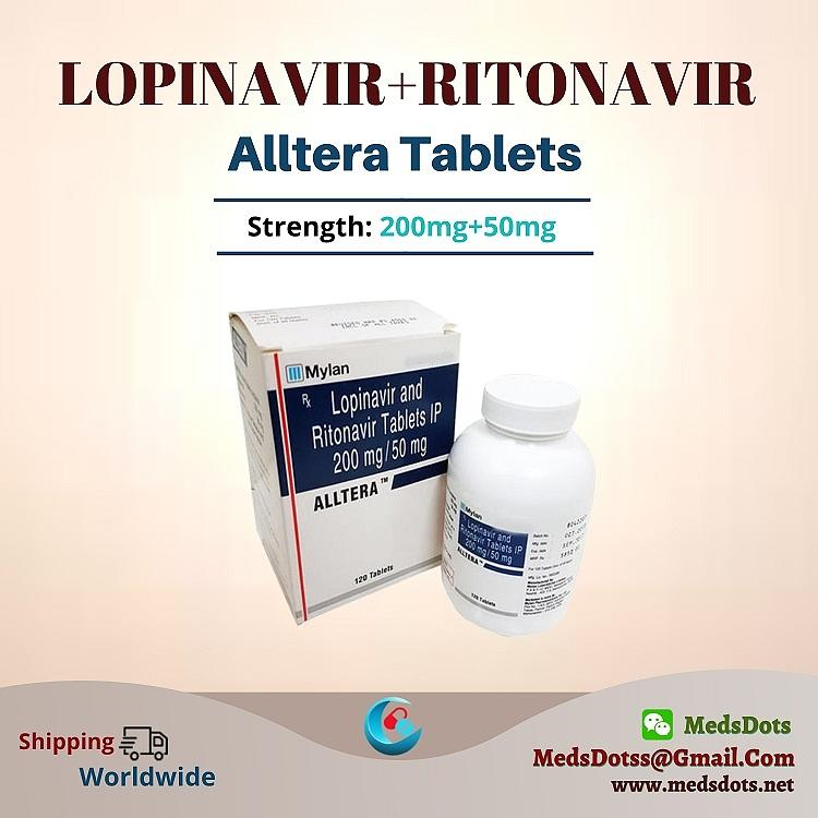 Buy Alltera Tablets Online Generic Lopinavir And Ritonavir ...
