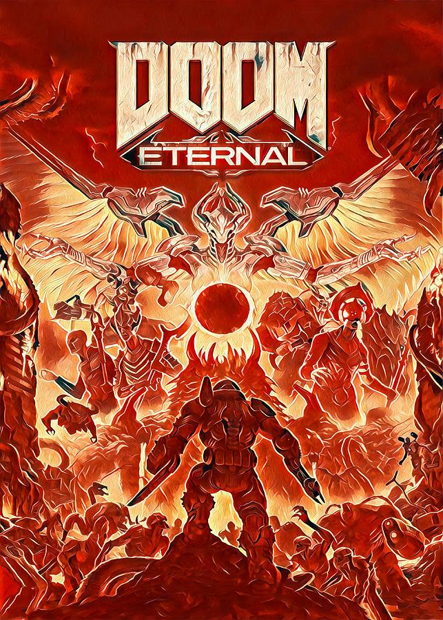 doom eternal by paul stokinger