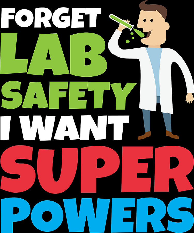 Funny Lab Safety Pictures : funny, safety, pictures, Funny, Chemistry, Safety, Science, Teacher, Apparel, Digital, Michael