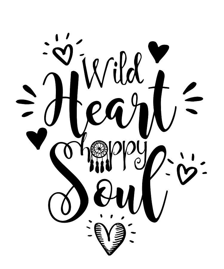 Hippie Sayings : hippie, sayings, Hippie, Sayings, Flower, Hippy, Digital, Evgenia, Halbach