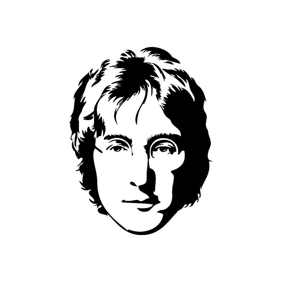 John Lennon Pop Art The Beatles Wall Imagine Art