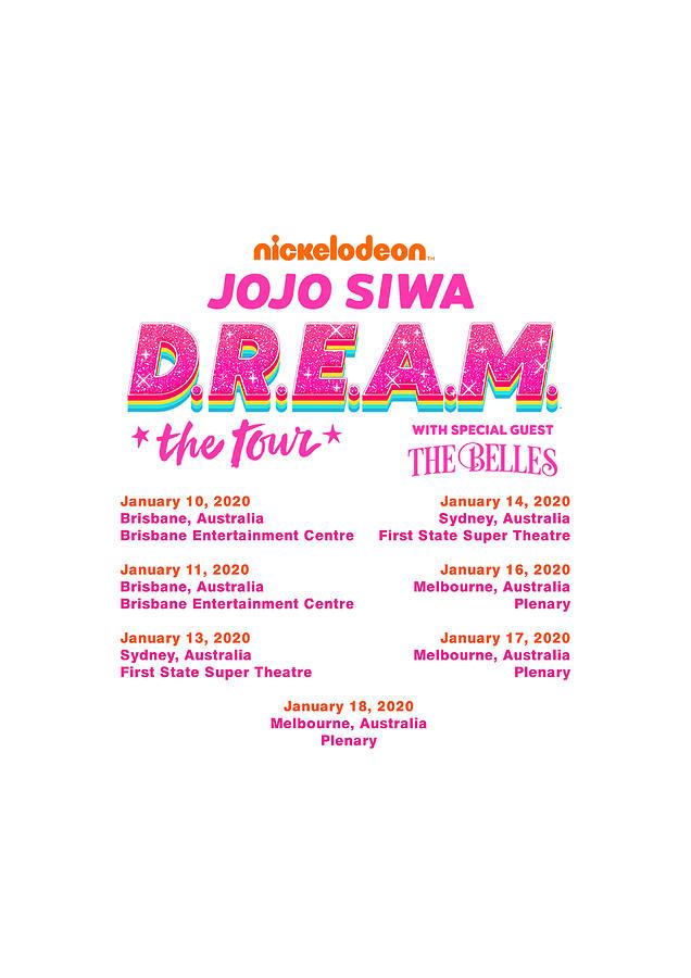 JoJo Siwa News - JoJo Announces 50 New Tour Dates in 2020...