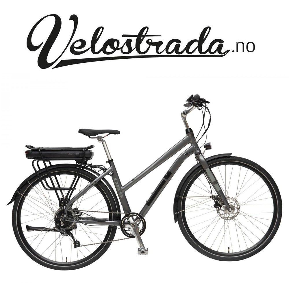 DBS ELO Lady El. sykkel. Utstillingsmodell selges med 25%