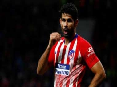 Atletico Madrid's Diego Costa and Santiago Arias test positive for COVID-19, both players asymptomatic - Sports News , Firstpost 2