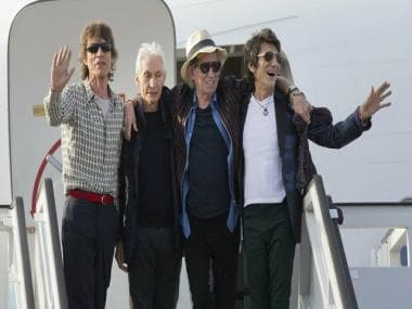 The Rolling Stones contemplate legal action against Donald Trump over usage of their song in election campaign 1