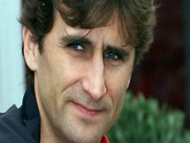 Former Formula 1 driver Alex Zanardi showing 'signs of interaction', say doctors - Sports News , Firstpost 2