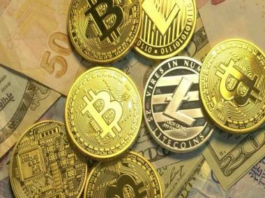 Bitcoin Ether Cryptocurrency min