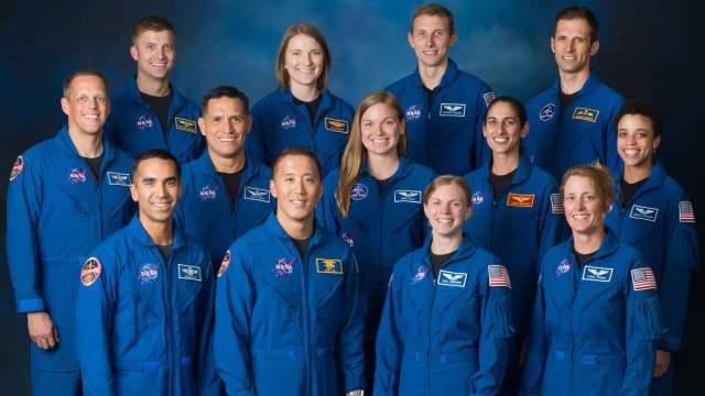 NASA announces graduating class of 11 astronauts for upcoming missions to space, Moon and Mars