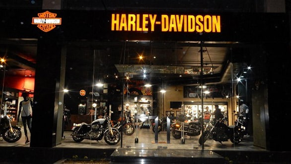 Have You Been To This Cafe & Lounge At The Harley Davidson Outlet?