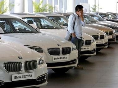 BMW to recall 360,000 China cars over Takata airbags; move to affect over two dozen different models of firm