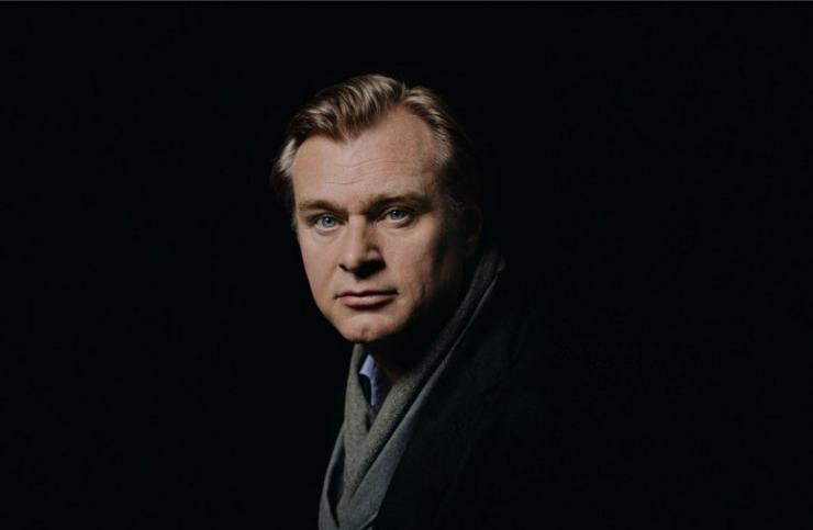 Christopher Nolan. Image from Twitter/@JohnSant87