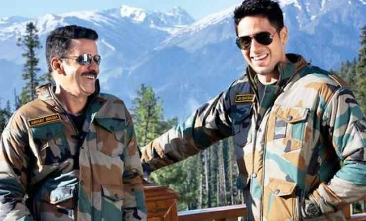 A still from Sidharth Malhotra's upcoming movie Aiyaary/Image from YouTube.