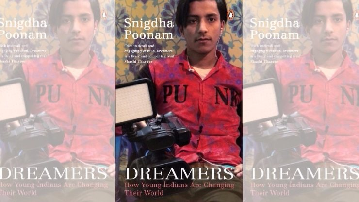 Book cover for Dreamers