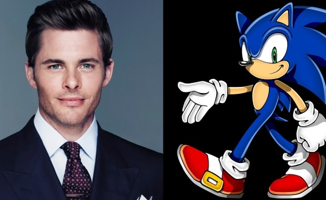 James Marsden To Star In Live Action Animation Hybrid