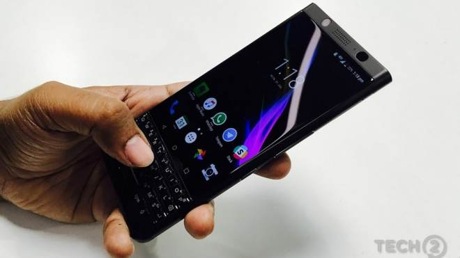 BlackBerry 5G Android phone with a physical keyboard to be launched in early 2021- Technology News, Firstpost