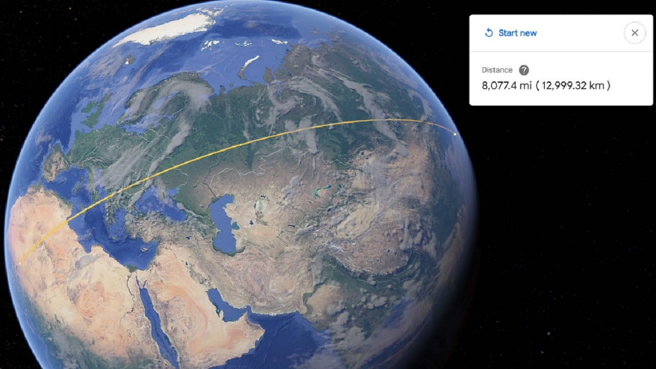Google Earth adds time-lapse feature for satellite imagery to show impacts of climate change- Technology News, Gadgetclock