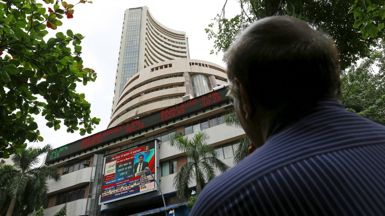 Sensex down 63 points, Nifty ends at 14,634; today's top gainers and losers-Business News , GadgetClock